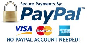 Sikker Paypal betaling